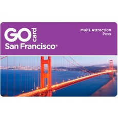 Go Card San Francisco - 2 dias