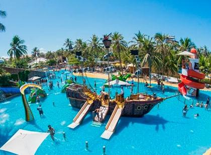 Beach Park Parque Aquático 7 dias de acesso